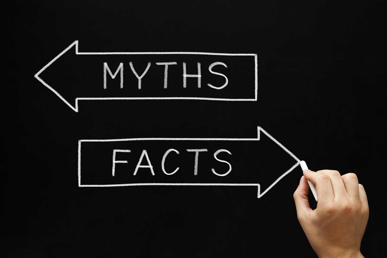 die größten bartwuchs mythen