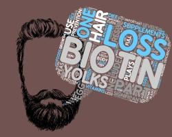 Biotin als Bartwuchsmittel geeignet?