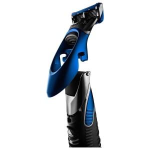 Rasierer von Gillette Fusion ProGlide Power Styler 3-in-1 Rasierer batteriebetrieben