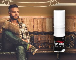 bartwuchs beschleunigung beard growth spray