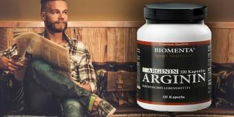 bartwuchs beschleunigung biomenta l-arginin kapseln