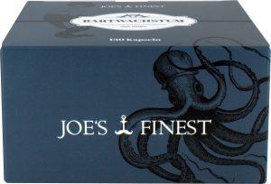 Dichterer Bartwuchs ohne Lücken mit Joe's Finest